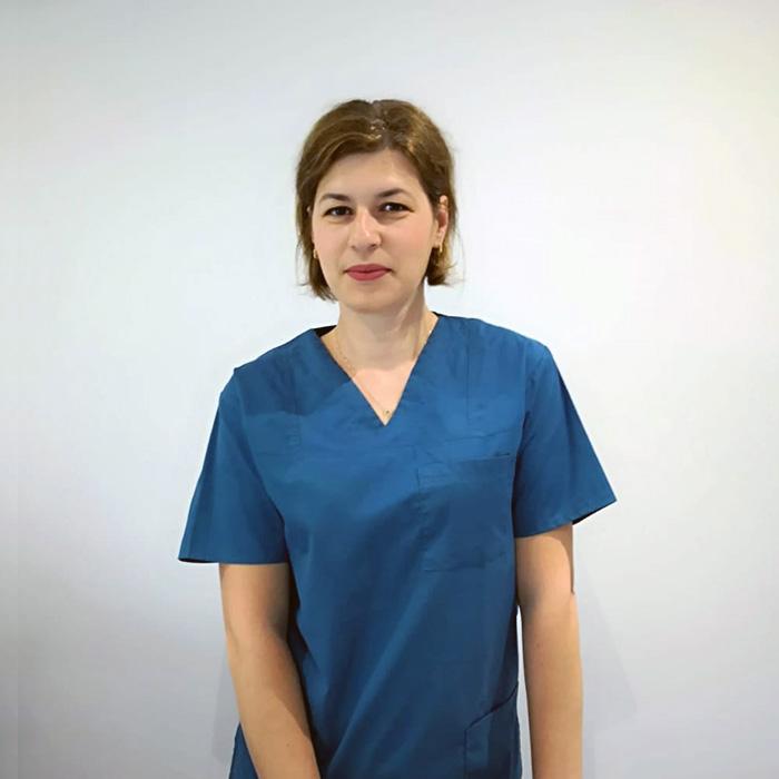 Rodica Stan asistent medical